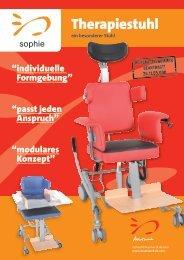 Therapiestuhl Sophie - Maatwerk Kindermeubilair