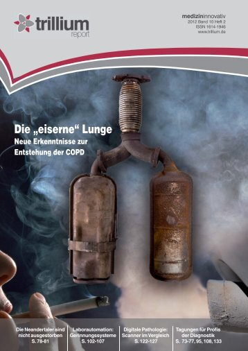 """Die """"eiserne"""" Lunge - Trillium"""