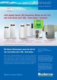 Wärmepumpen Aktion.pdf - Buderus