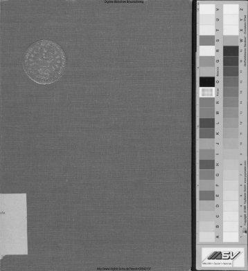 Jahrbuch des Geschichtsvereins für das Herzogtum Braunschweig ...