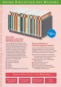 Was ist das Besondere an der Arena Bibliothek des Wissens? - Seite 2