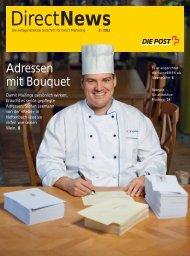 DirectNews 2/2013 - Die Schweizerische Post