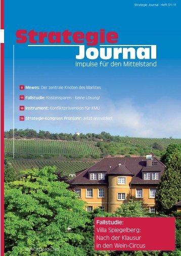 Villa Spiegelberg: Nach der Klausur in den Wein-Circus - Hans Bürkle