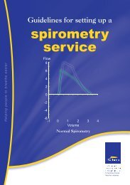 spirometry service - Asthma Foundation New Zealand