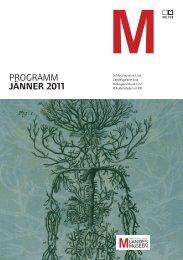 programm JÄNNER 2011 - Oberösterreichisches Landesmuseum