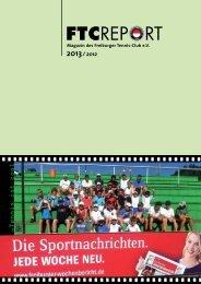 2013 - Freiburg - Freiburger Tennisclub eV