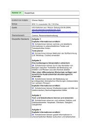 Werner Bajlicz Schule Quelle Informationen aus: Wiener Zeitung ...