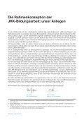 Rahmenkonzeption JRK-Bildungsarbeit - Jugendrotkreuz - Seite 5
