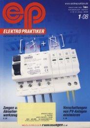 ElektroPraktiker - Minis-systeme.com