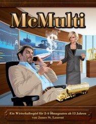 Spielregeln McMulti - Pegasus-Shop