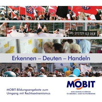 Erkennen – Deuten – Handeln - mobit.org
