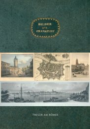 Bilder aus Frankfurt - Tresor am Römer