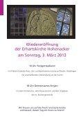 Gemeindebrief - Evangelische Kirchengemeinde Hohenacker - Seite 2