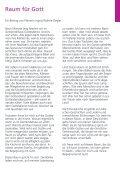 Gemeindebrief - Evangelische Kirchengemeinde Hohenacker - Seite 3