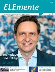 ELEmente 02/12 - Emscher Lippe Energie GmbH