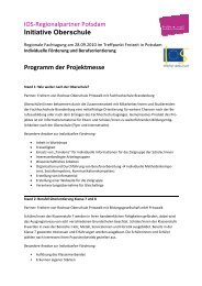 Download Programm der Projektmesse - kobra.net