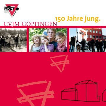 150 Jahre jung. - CVJM Göppingen