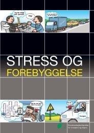 Forebyggelse af stress - BAR transport og engros