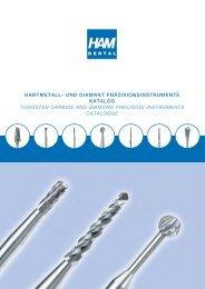 und diamant präzisionsinstrumente katalog tungsten carbide and ...