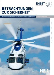 betrachtungen zur sicherheit - European Aviation Safety Agency ...
