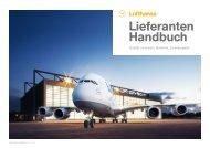 Lieferanten Handbuch - Lufthansa Group