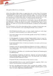 Sehr geehrte Aktionärinnen und Aktionäre Mit der Brienz Rothorn ...