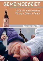 April - St. Moritz Taucha