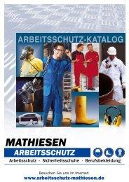 PSA-Online-Katalog Download - Aktuell - Arbeitsschutz