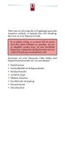 depressive Erkrankung - Seite 4