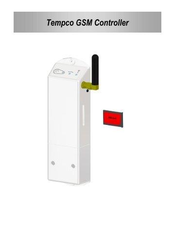 Tempco GSM Controller - Lvi