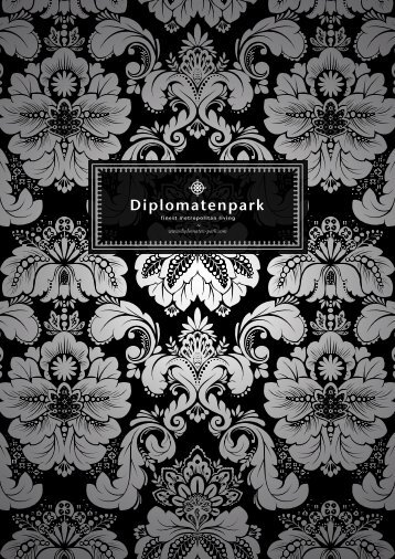 Broschüre online lesen - Diplomatenpark