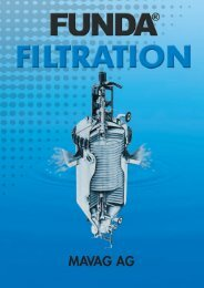 Verfahrens Technik Funda Filtration.pdf - Mavag AG