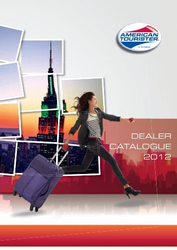 DEALER CATALOGUE 2012 - samsonite-vary