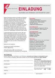 Zum PDF - Drehscheibe