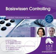 Basiswissen Controlling - Aufgaben, Instrumente & Ziele_BoB ... - ARS