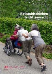 Rollstuhlschieben leicht gemacht - Schweizer Paraplegiker ...