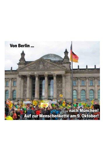 Von Berlin - Bündnis 90 / Die Grünen, KV München