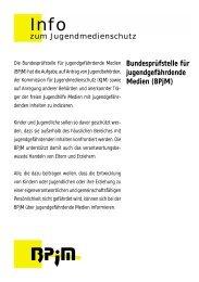 Info zum Jugendmedienschutz - Krokodil