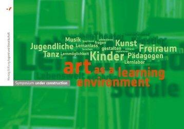 Dokumentation (PDF, 2,1 MB) - Montag Stiftungen