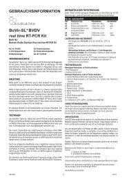 BoVir-SL® BVDV real time RT-PCR Kit - AnDiaTec GmbH & Co. KG