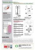 PTC Thermistors - Insta Control - Page 2