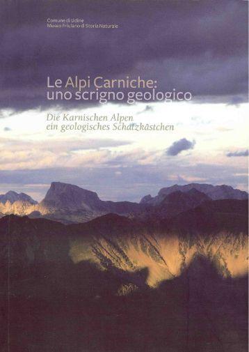Die Karnischen Alpen ein geologisches ... - Corrado Venturini