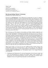 Das übergewichtige Monster Verfassung - beim Österreich Konvent