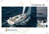 Océanis 46 - Canalmar Charter Náutico