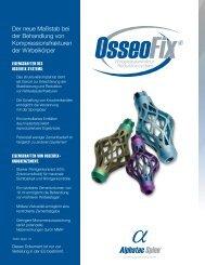 Der neue Maßstab bei der Behandlung von ... - crosstec