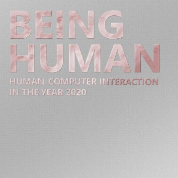 HUMAN-COMPUTER INTERACTION IN THE ... - Microsoft Research