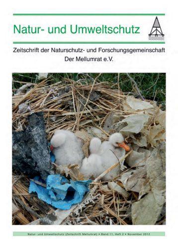 Heft 2, 2012 - Der Mellumrat eV