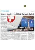 Pressespiegel Pressespiegel - Task Force Flugplatz Dübendorf - Seite 7
