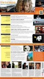 Programm - Filmfest Malans