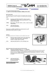 1.0. bench motors-spindle-drilling jigs E 2012-woodwind